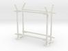 10' Fence Frame - 45 deg R/In (2 ea.) 3d printed Part # CL-10-002