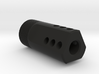 MJW Airsoft Compensator Type A 3d printed