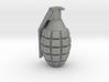 1/9 Scale Pineapple Hand Grenade 3d printed
