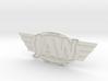 JAW Motorcycles Emblem  3d printed