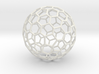 Fullerene-92 3d printed
