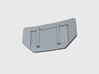 Lord Starkiller Style Belt Buckle 3d printed