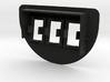 3xTSP Ash Tray Pod (Angled & Rounded) 3d printed Shapeways' Render