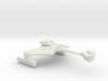 3125 Scale Romulan KRM Mauler Cruiser WEM 3d printed