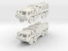 HEMTT Fire Fighting Convoy 1:220 (Z) scale 3d printed