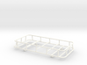 THM 07.0010 Roof rack small tapered Tamiya trucks 3d printed