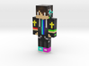 Rayan567   Minecraft toy 3d printed