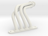 SMT10 Monster Truck Exhaust Headers / Pipes -Left  3d printed