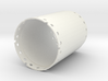 Casing joint 1500mm, length 2,00m 3d printed