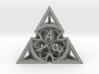 Gothic Rosette d4 3d printed