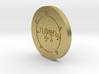 Zagan Coin 3d printed