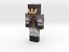 Jihair   Minecraft toy 3d printed