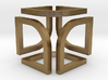 Cube Pendant Type B 3d printed