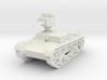 OT 26 Flamethrower Tank 1/100 3d printed