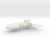 Sporic Hive Cruiser - Concept A  3d printed
