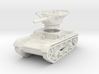 T 26 B Radio Tank 1/56 3d printed