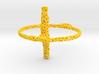 three_2_voro_simplified 3d printed