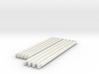 diagonal_beams_top_section 3d printed