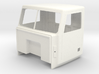 Western Star Style Daycab 3d printed