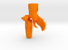 PRHI Solid Arm Complete Kit - Right with Open Hand 3d printed