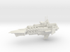 Capital Cruiser Ship - Concept A  3d printed