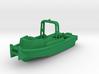 MKII Bridge Erection Boat 3d printed