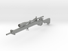 1/3rd Scale Enfield Sniper Rifle 3d printed