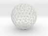 Geodesic Sphere, large 3d printed