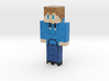 skin final2 | Minecraft toy 3d printed