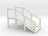 S Scale Cattle Ramp 3d printed This is a render not a picture