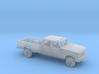 1/160 1992-96 Ford F Series Crew Cab Long Bed Kit 3d printed