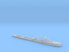 HMS Walpole destroyer-SR escort 1:3000 WW2 3d printed