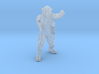Insurgent Field Commander 3d printed