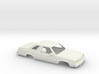 1/25 1978-83 Ford Fairmont Futura Shell 3d printed