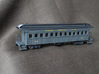 East Broad Top Coach 24 body 3d printed Finished car for illustration only.
