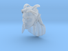 Elf Female Horned Head 1 3d printed Recommended