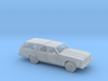 1/160 1977-79 Oldsmobile Delta 88 Station Wagon Ki 3d printed