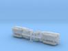 Unic P107 U 304(f) Halftrack (1. Series) 1/160 3d printed