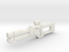 1:6 Miniature Tedioore Shotgun - Borderlands 3d printed
