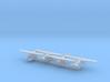Fokker Super Universal/Ki-6/C2N x4 (FUD) 3d printed