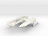 Klingon ForMar Class D  Cuiser 3d printed