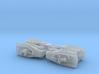 Unic P107 U 304(f) Halftracks 2 1/200 3d printed