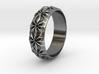 Clementine - Ring - US 9 - 19 mm inside diameter 3d printed