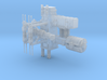 Aurora Class Deep Space station/ Refinery 3d printed