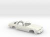 1/12 1977 Pontiac Firebird Trans Am T-Top Shell 3d printed