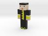 Ttsugu | Minecraft toy 3d printed