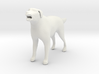 Printle Thing Dog 03 - 1/32 - wob 3d printed