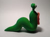 flushed away slug 3d printed