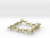 32 yoga pose bracelet 3d printed