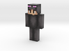 itsoasis | Minecraft toy 3d printed